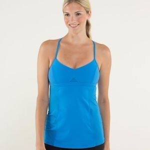 Lululemon Bend & Flow Tank